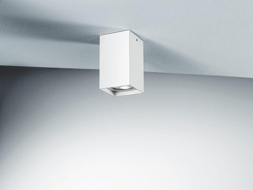 LED aluminium ceiling lamp 239 - NOBILE ITALIA