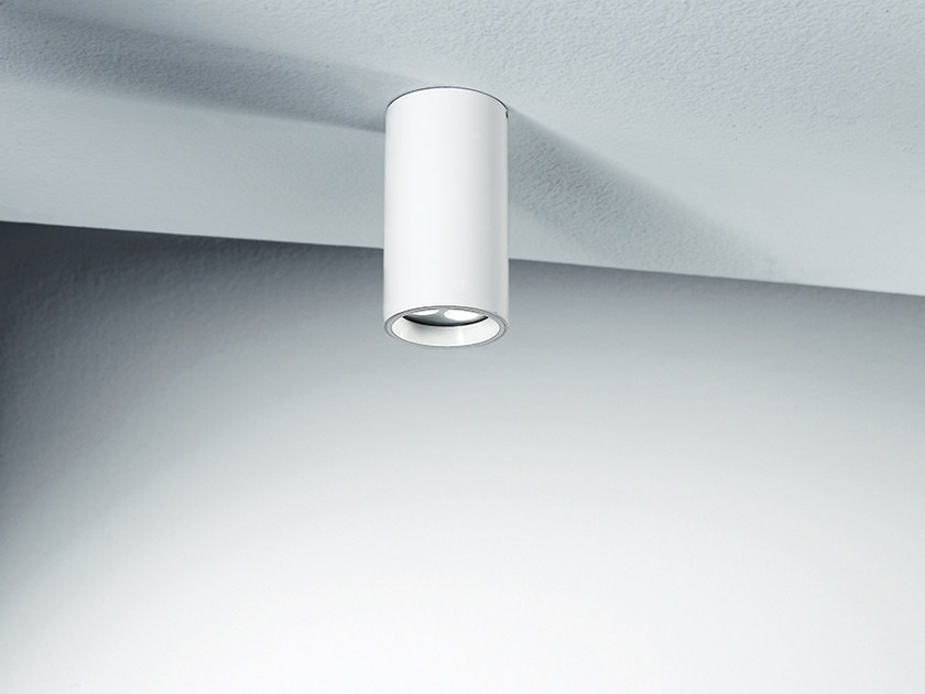 LED aluminium ceiling lamp 240 - NOBILE ITALIA
