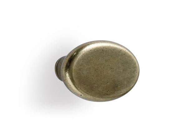 Classic style Zamak Furniture knob 24065 | Furniture knob - Cosma