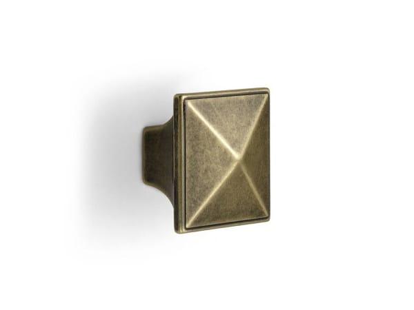 Classic style Zamak Furniture knob 24072 | Furniture knob - Cosma
