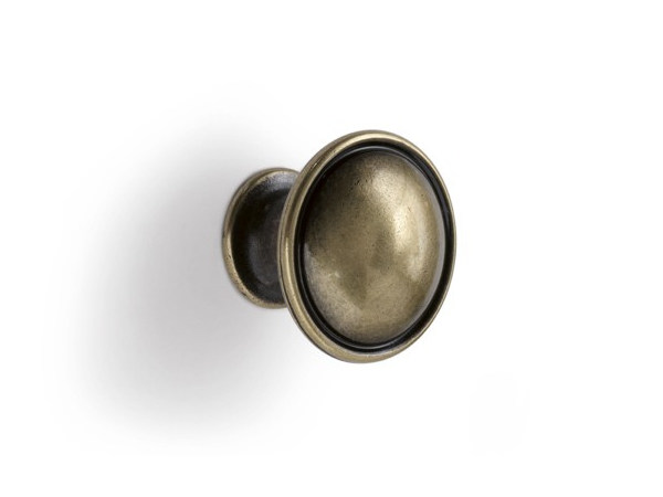 Classic style Zamak Furniture knob 24073 | Furniture knob - Cosma