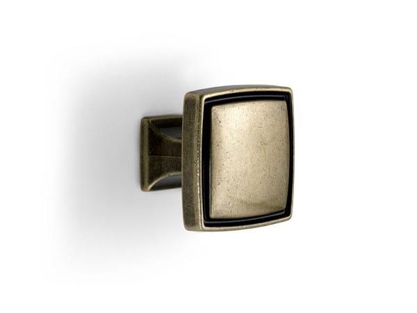 Classic style Zamak Furniture knob 24083 | Furniture knob - Cosma