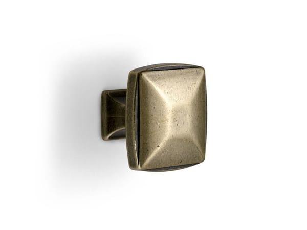 Classic style Zamak Furniture knob 24088 | Furniture knob - Cosma