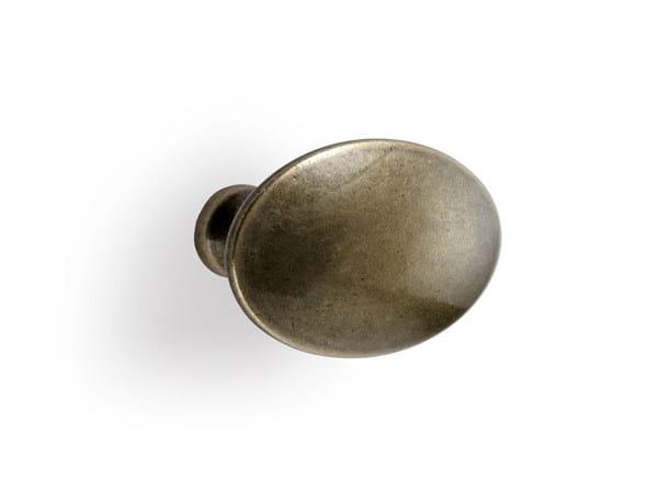 Classic style Zamak Furniture knob 24093 | Furniture knob - Cosma