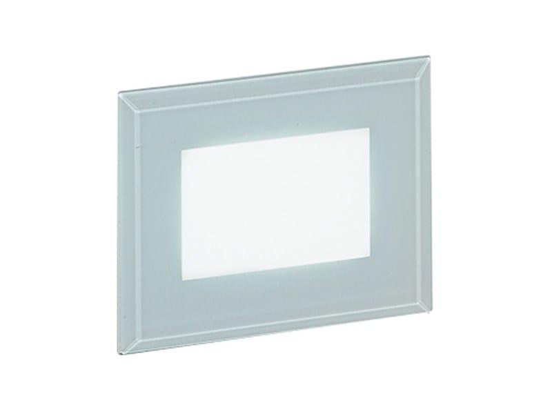 LED wall-mounted aluminium steplight 241 - NOBILE ITALIA