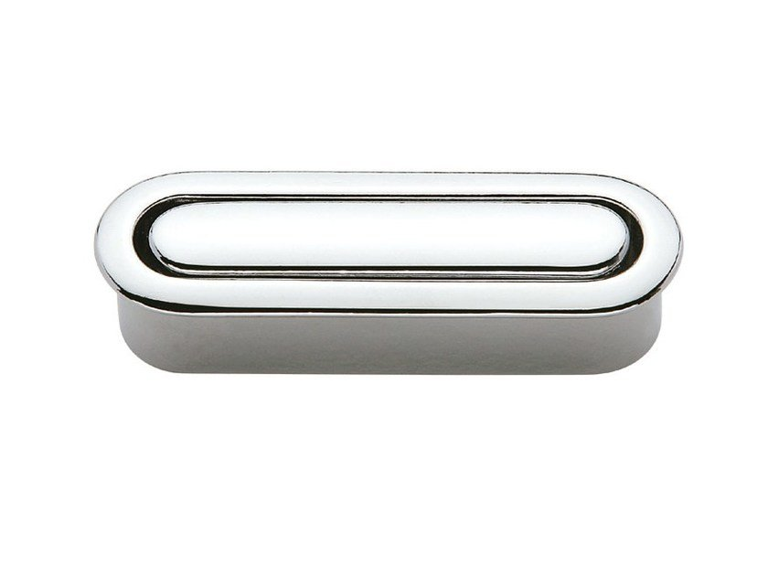 Recessed Zamak Furniture Handle 25 491 | Furniture Handle by Citterio Giulio