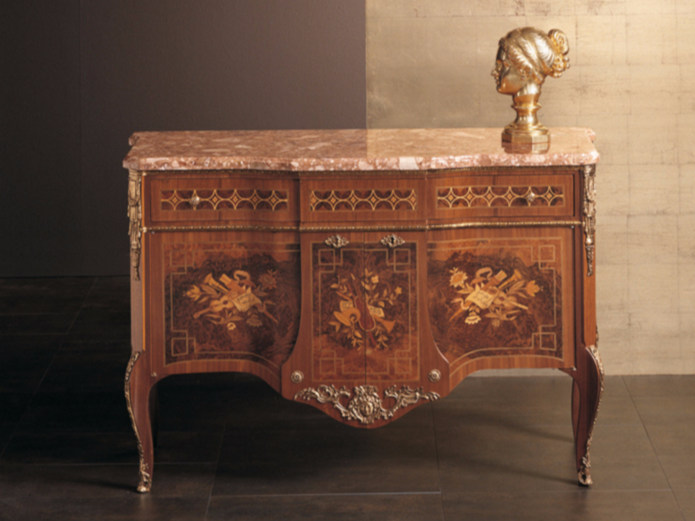 Wooden dresser 276   Dresser - Rozzoni Mobili d'Arte