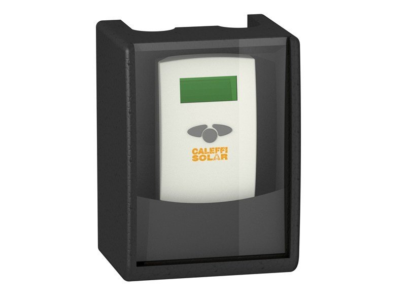 Accessory for solar heating system 278 Digital regulator DeltaSol® C+ by CALEFFI