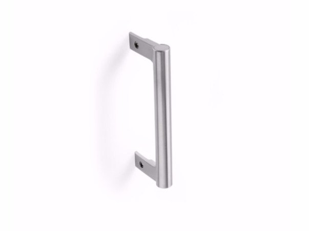 Maniglia per elettrodomestici in Zamak e acciaio 28240 - Cosma
