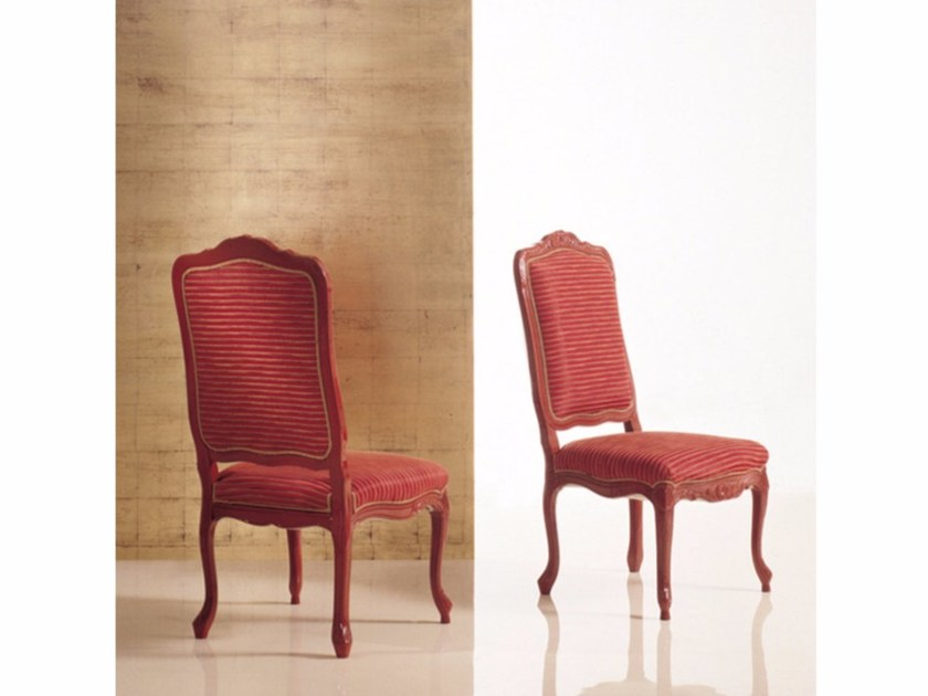 Upholstered fabric chair 293 | Chair - Rozzoni Mobili d'Arte