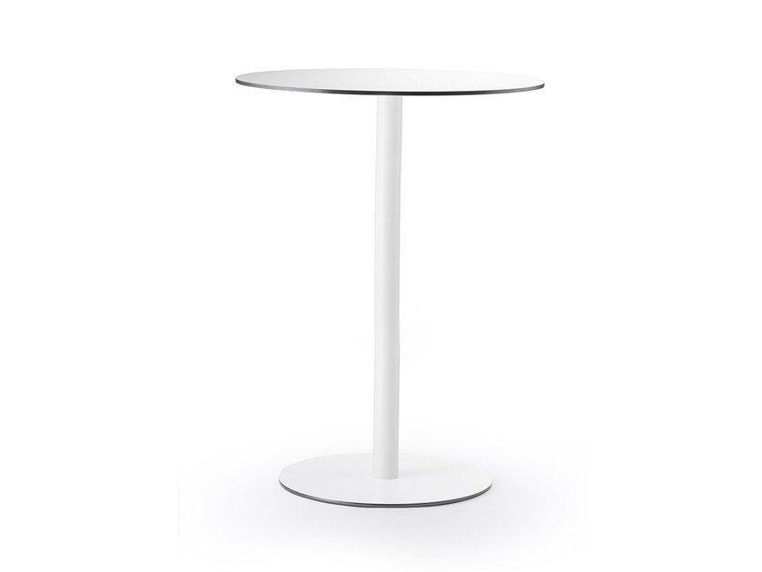 Round high table 2961 | High table by rosconi