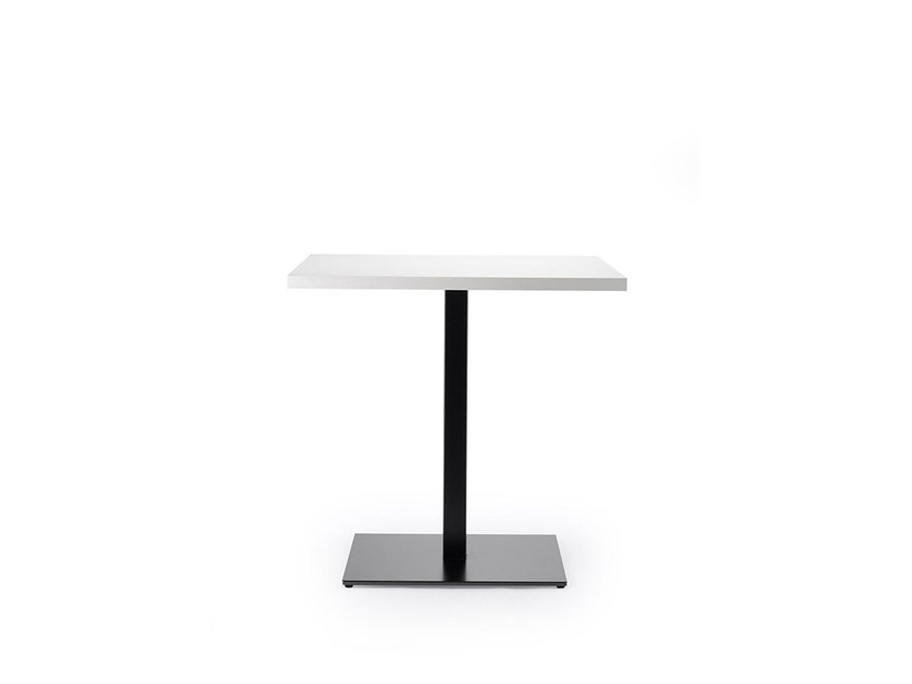 Square contract table 2970 | Square table by rosconi