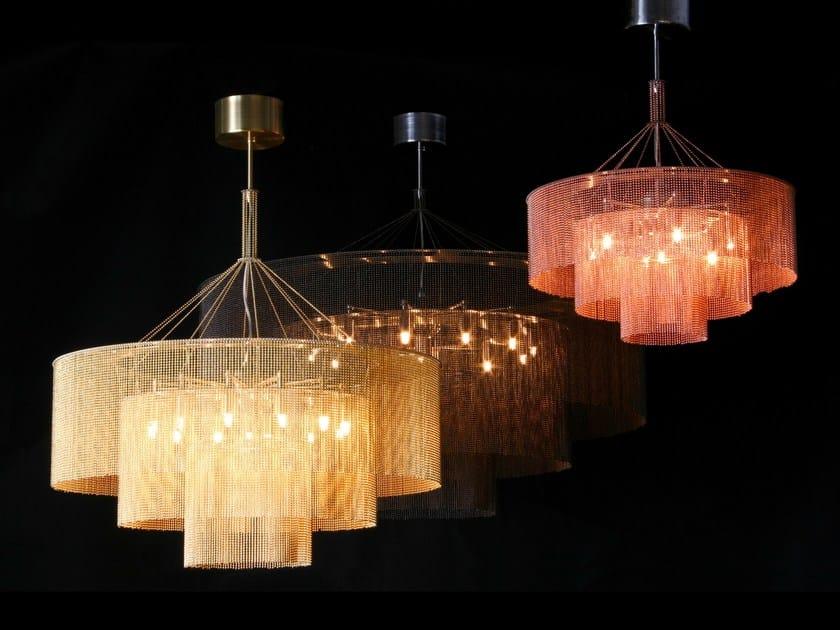 Pendant lamp 3 TIER | Pendant lamp by Willowlamp