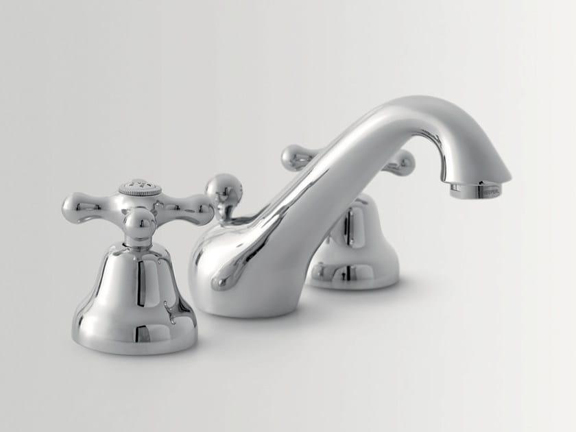3 hole countertop washbasin tap DOVER | Washbasin tap by BATH&BATH