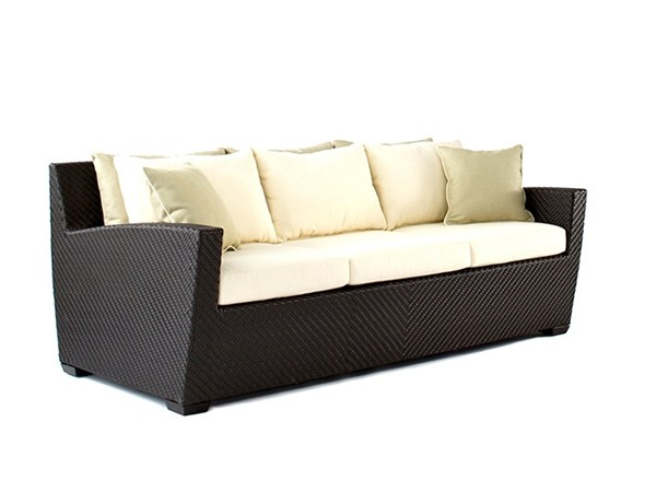 3 seater garden sofa ARLINGTON | 3 seater sofa - 7OCEANS DESIGNS