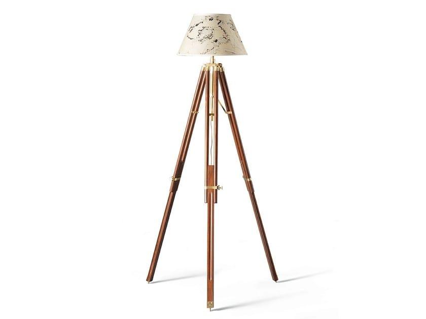 Height-adjustable floor lamp 3013 | ATLANTE - Caroti