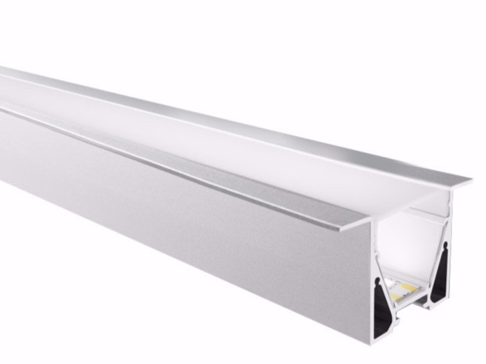 Aluminium Linear lighting profile for LED modules 3030 INC by GLIP by S.I.L.E