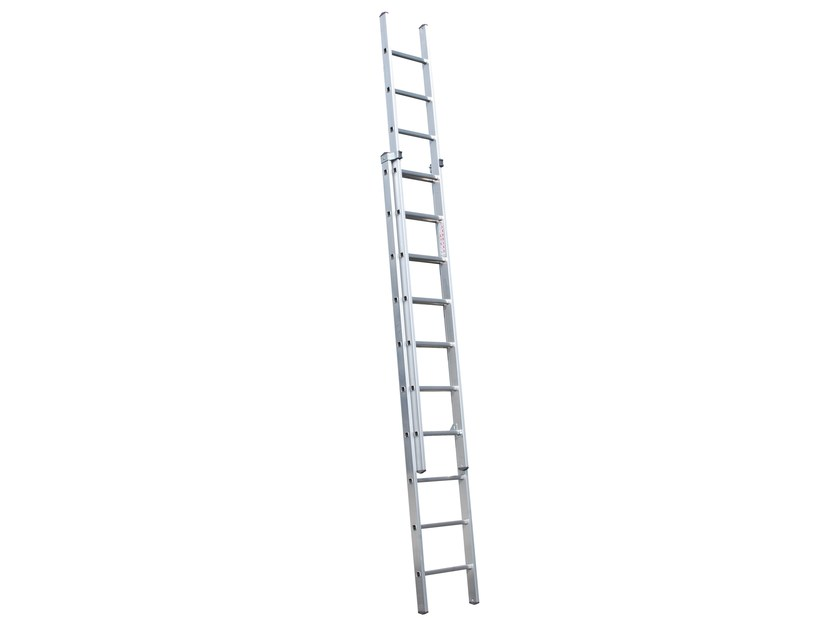 Aluminium heavy duty ladder 3046 - Frigerio Carpenterie