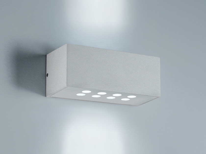 LED aluminium Wall Lamp 31113-31116 - NOBILE ITALIA
