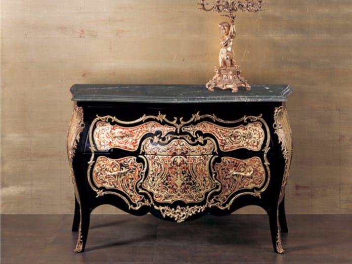 Wooden dresser 319 | Dresser - Rozzoni Mobili d'Arte