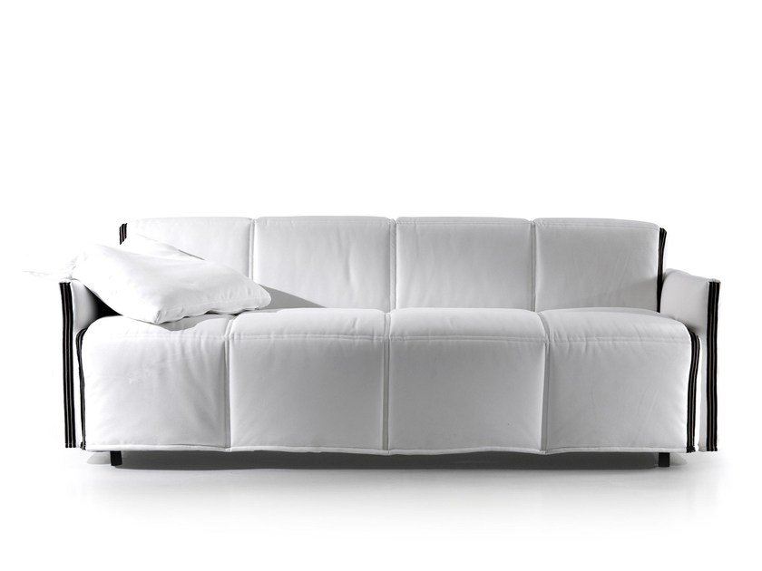 Fabric sofa bed 3250 ZIP | Sofa bed by Vibieffe