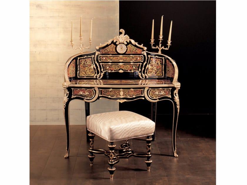 Wooden secretary desk 335 | Secretary desk - Rozzoni Mobili d'Arte