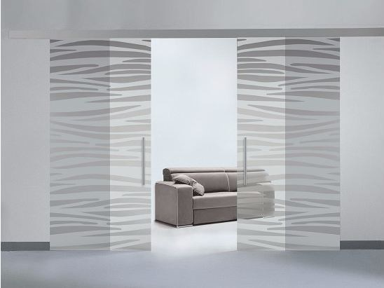 """Glass sliding door IMAGO 35 SLIDING """"DV"""" - GD DORIGO"""