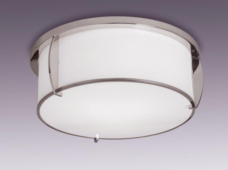 Plafoniera a luce diretta in vetro 350 | Plafoniera - Jean Perzel