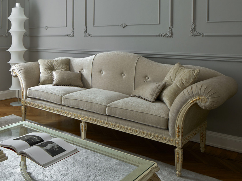 3 seater fabric sofa 3686 | Sofa by Grifoni Silvano