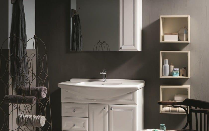 Single vanity unit 38 - RAB Arredobagno
