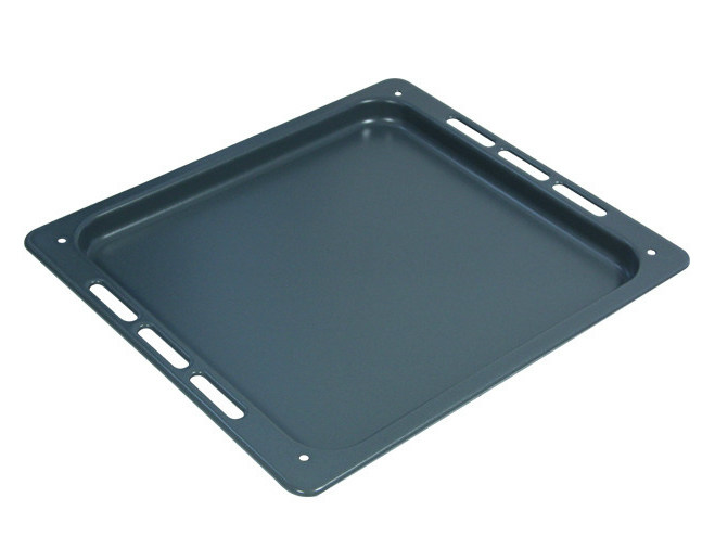 Rectangular baking tray 38X825 | Baking tray - Glem Gas