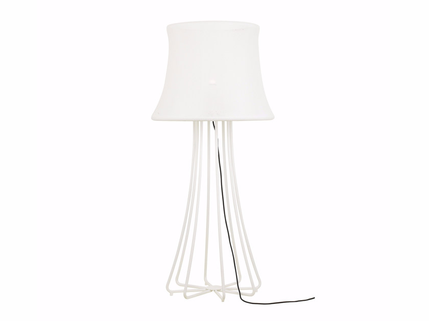LED powder coated aluminium Floor lamp 3D - ROYAL BOTANIA