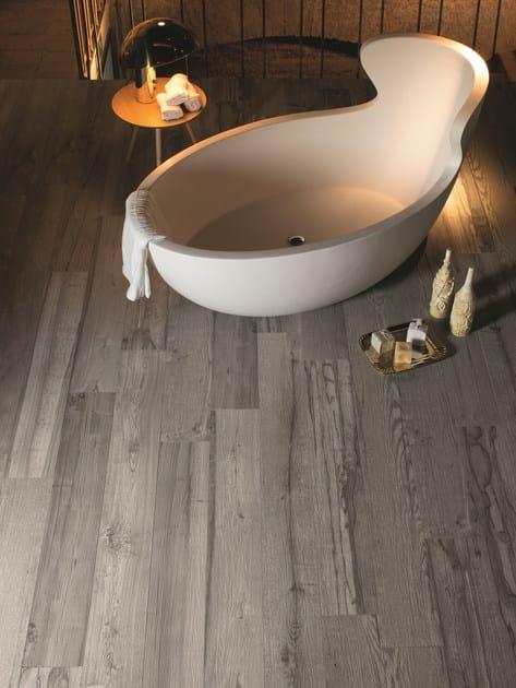 Pavimento in gres porcellanato effetto legno 3wood coop for Ceramica d imola