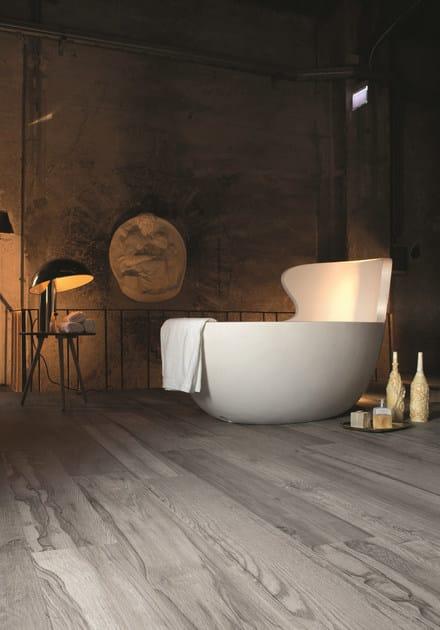 Pavimento in gres porcellanato effetto legno 3wood for Ceramica d imola