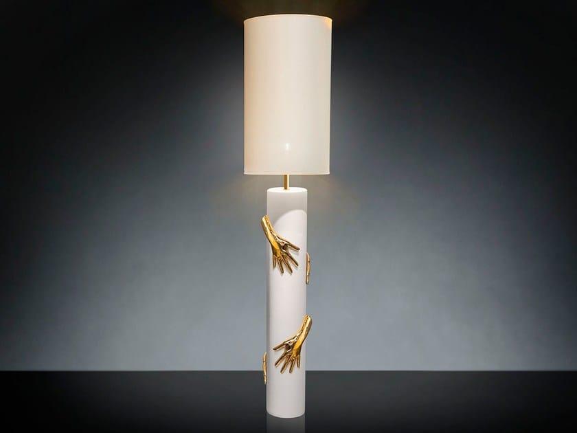Ceramic floor lamp 4 HANDS - VGnewtrend