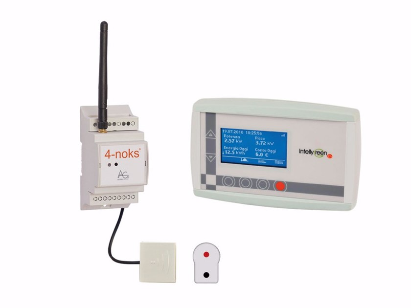 Monitoring system for photovoltaic system 4-noks IntellyPower Pro by ASTREL GROUP