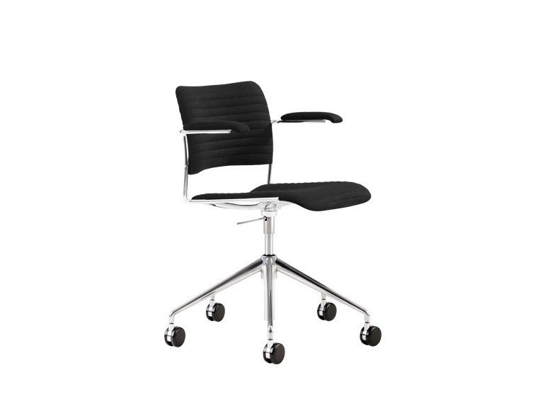Swivel task chair with armrests 40/4 | Swivel task chair - HOWE
