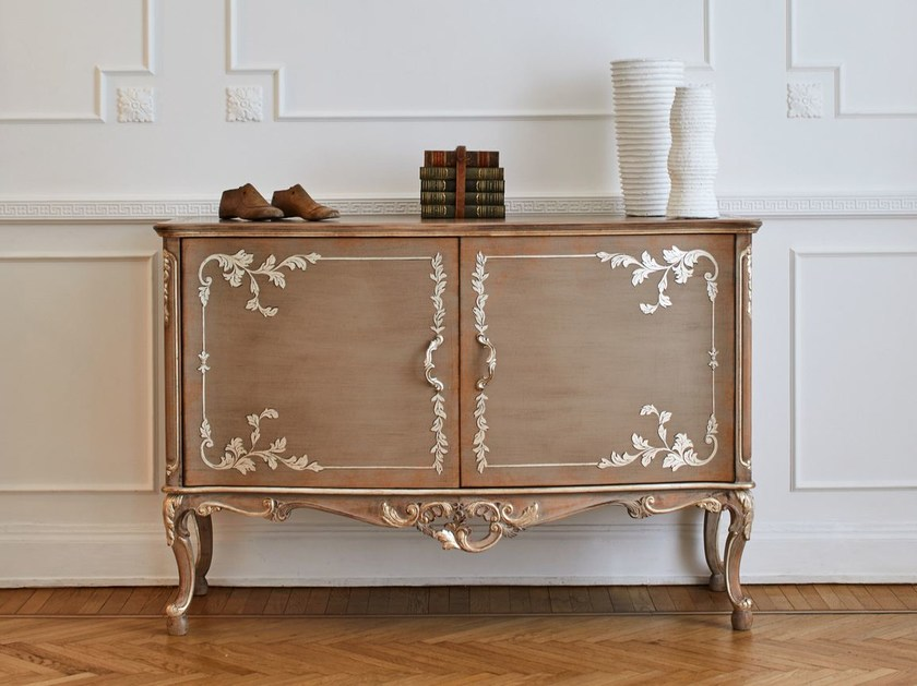 Wooden sideboard with doors 4015 | Sideboard by Grifoni Silvano