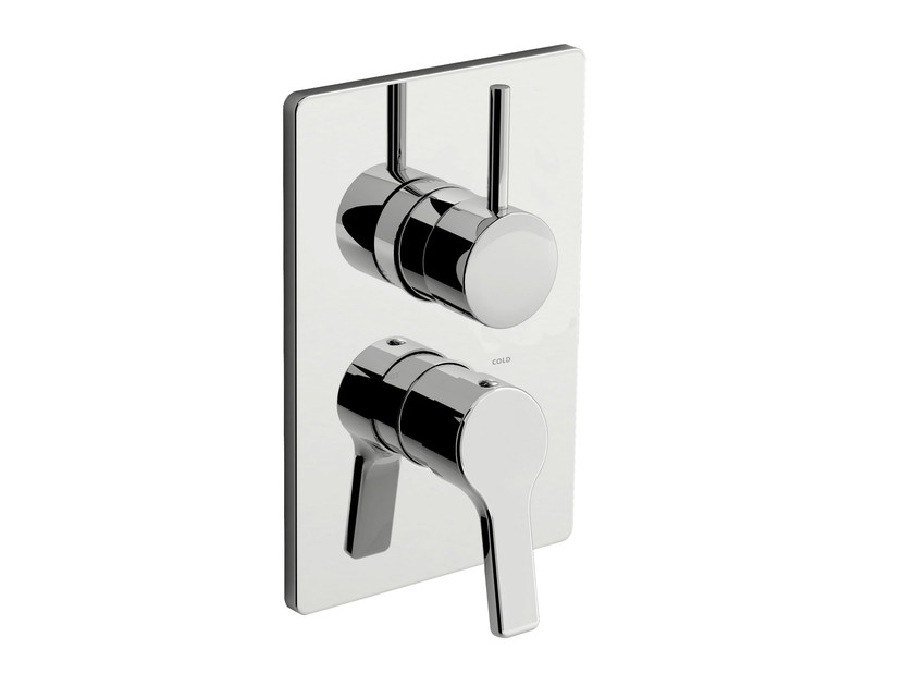Shower mixer with diverter HANDY 42 - 4250198 - Fir Italia