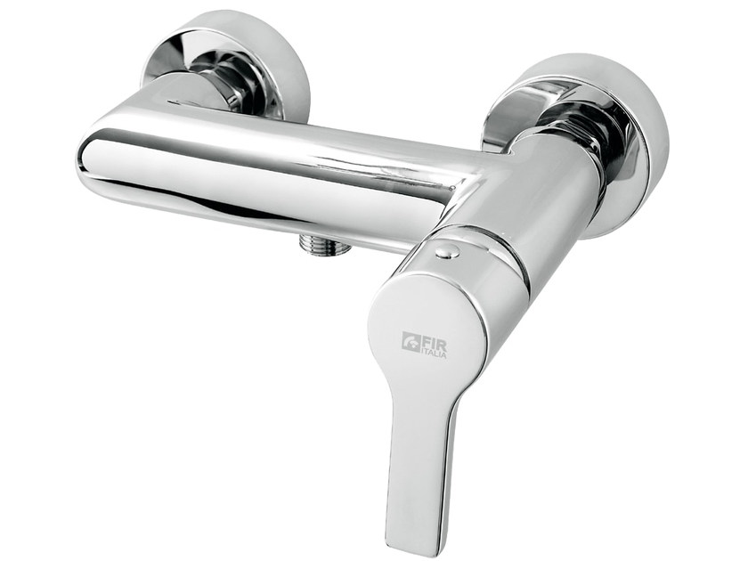 2 hole single handle shower mixer HANDY 42 - 4254050 - Fir Italia