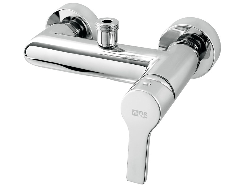 2 hole single handle shower mixer HANDY 42 - 4254060 - Fir Italia