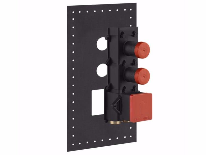 Concealed basic set 43103   Concealed basic set - Gessi