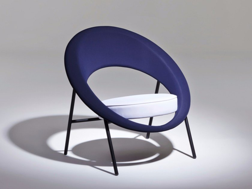 Upholstered fabric easy chair 44 | Easy chair - Burov