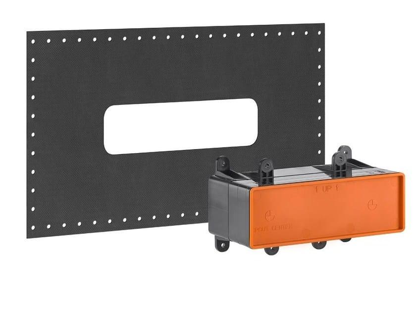 Concealed basic set 44697 | Concealed basic set - Gessi