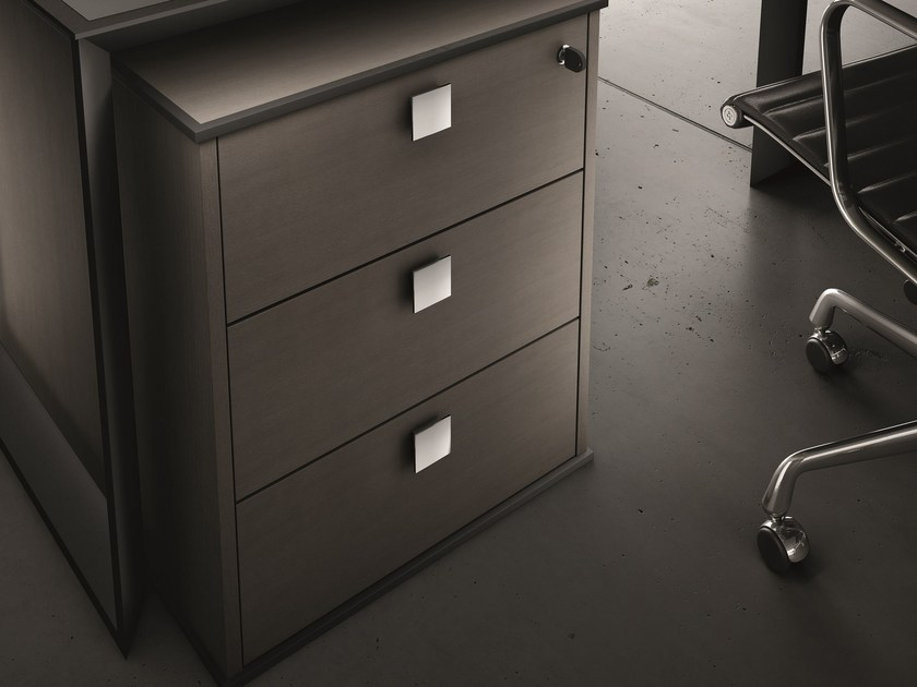 Wooden office drawer unit 45/90 | Office drawer unit - IFT