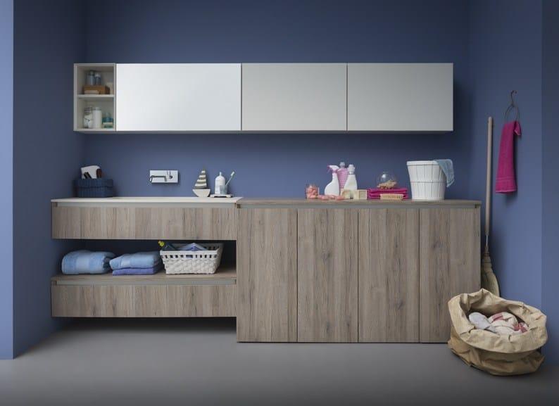 45 waschk che schrank by birex. Black Bedroom Furniture Sets. Home Design Ideas