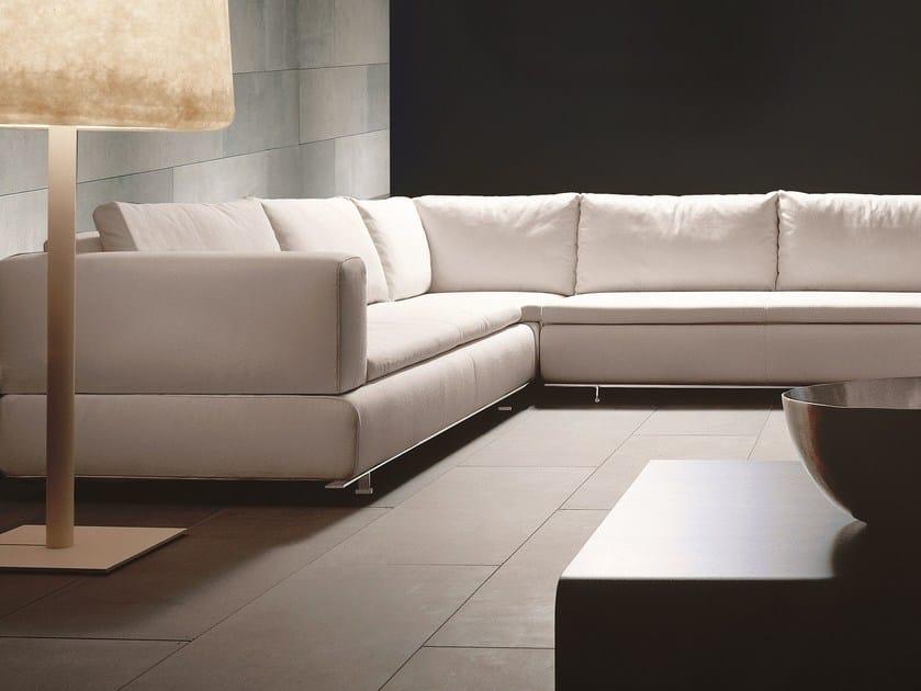 Sectional fabric sofa 485 FORUM | Sectional sofa - Vibieffe
