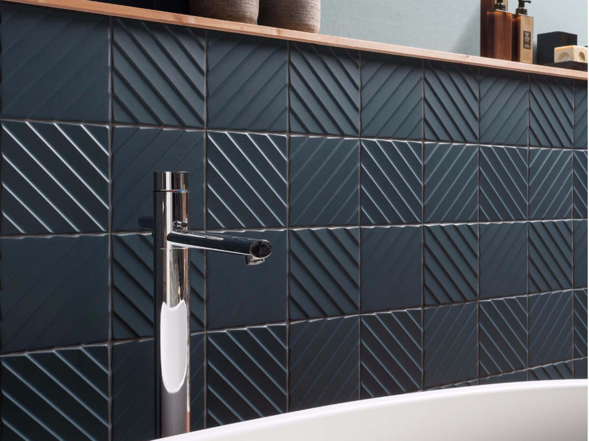 3D Wall Cladding 4D - DIAGONAL by Marca Corona