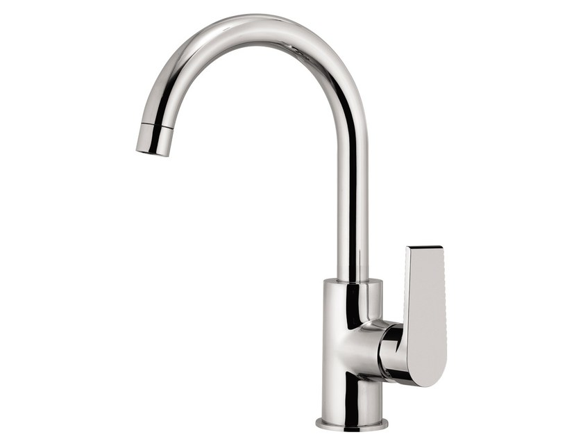 Kitchen mixer tap with swivel spout ARTIC 506-AT | Kitchen mixer tap - Rubinetterie Mariani