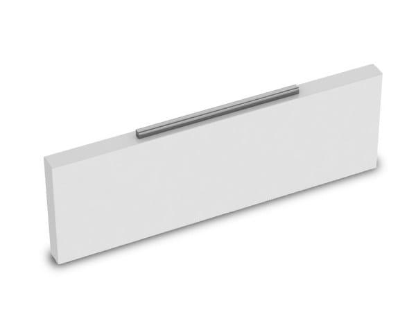 Maniglia per mobili in alluminio in stile moderno 511 | Maniglia per mobili - Cosma